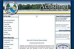 Town of Acushnet, MA - Official Website
