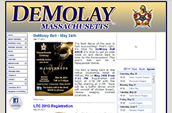 Massachusetts DeMolay - Official Website