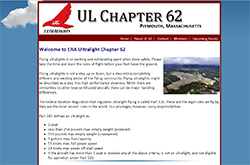Ultralight Chapter 62 in Plymouth, MA - Official Website